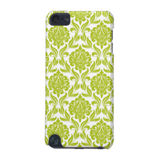 Green Damask Pattern iPod Touch 5G Case