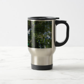 Green day out! stainless steel travel mug