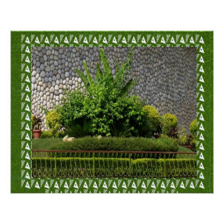 GREEN Decorations - Photo from AWGP India Poster