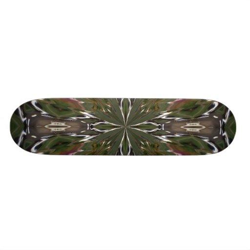 Green Design Skateboard