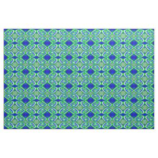 Green dimensions fabric