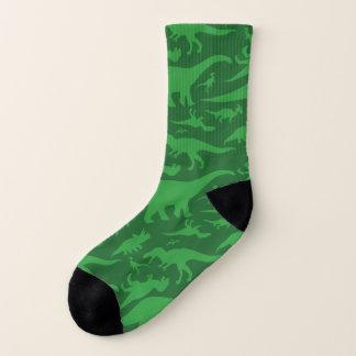 Green Dinosaur Pattern 1