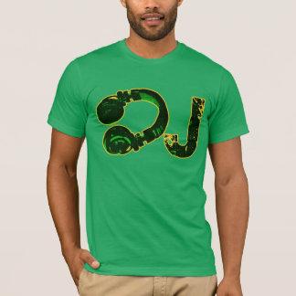 green dj, electronic music T-Shirt