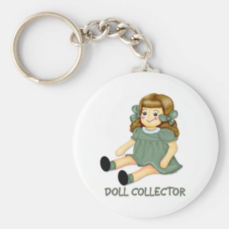 Green Doll Keychains