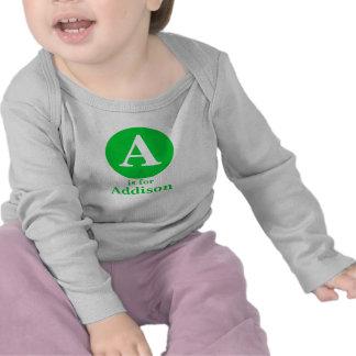 Green Dot: Initial/name Shirt