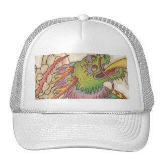 green dragon cap