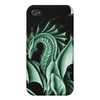 Green Dragon iPhone Case iPhone 4/4S Cover