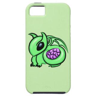 Green Dragon, Purple Dragon Egg iPhone 5 Cover