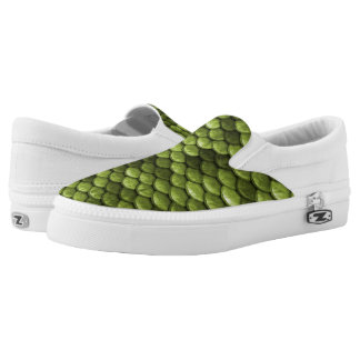 green dragon scales shoes