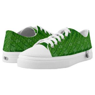 Green Dragon Sneakers