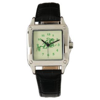 Green Dragon Wristwatches