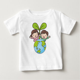 Green Earth Baby T-Shirt