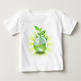Green Earth Baby T-Shirt