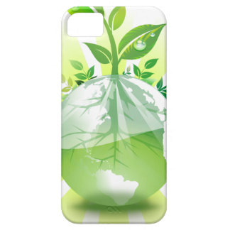 Green Earth Case For The iPhone 5