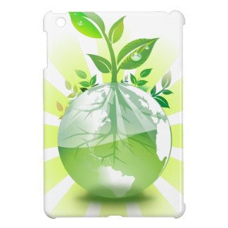 Green Earth Cover For The iPad Mini