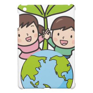 Green Earth Cover For The iPad Mini