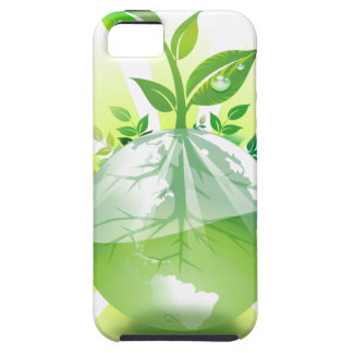 Green Earth iPhone 5 Case