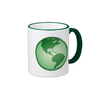 Green Earth Mug