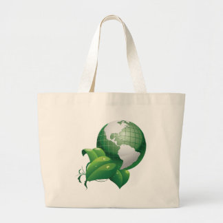 Green Earth ~ Nature Sustainable Environment Canvas Bag