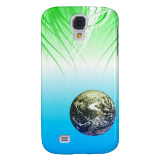 Green Earth  Samsung Galaxy S4 Cover