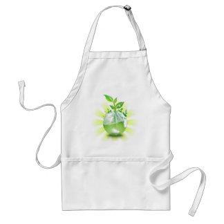 Green Earth Standard Apron