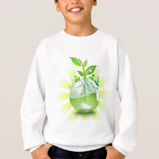 Green Earth Sweatshirt