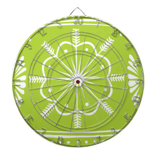 Green Easter Egg Dartboard