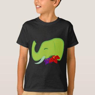 Green Elephant T-Shirt