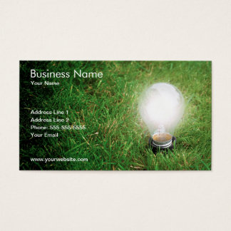 35 sustainable business cards and sustainable business for Sustainable business cards