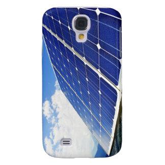 Green Energy Solar Power Galaxy S4 Cover