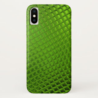 Green examined iPhone x case