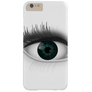 Green eye. barely there iPhone 6 plus case