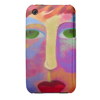 Green Eyes Case-Mate iPhone 3 Case
