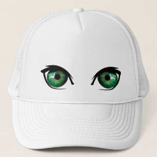 Green Eyes Hat