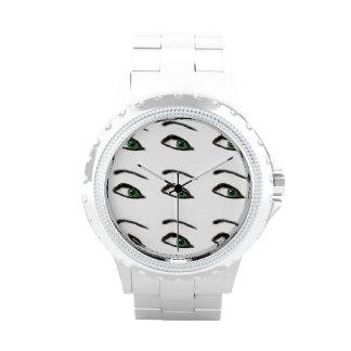 Green Eyes Watch