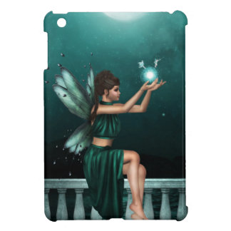 Green Fairy iPad Mini Cases