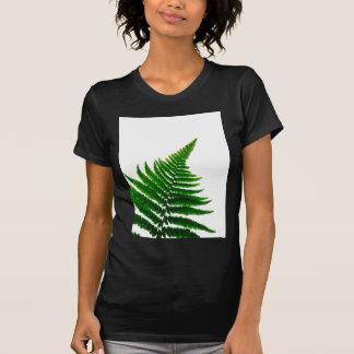Green Fern prints Woodlands Leaf T-Shirt