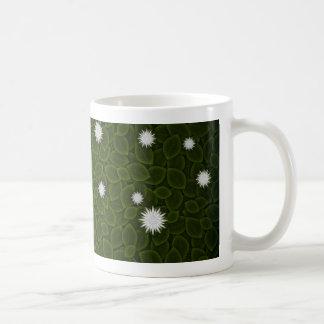 Green Field 2 Basic White Mug