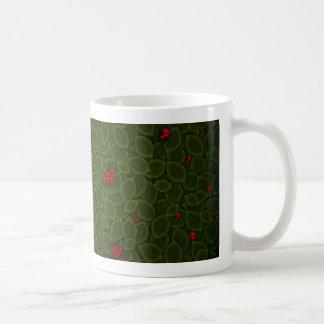 Green Field 3 Basic White Mug