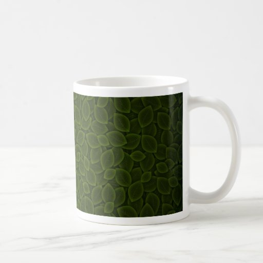 Green Field Mug
