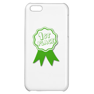 Green First Place Ribbon iPhone 5C Cover