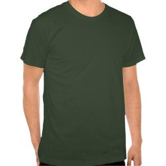 Green Fleur de Lis T Shirts