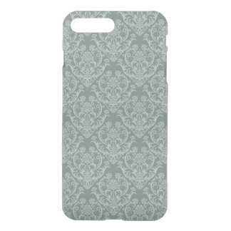Green floral wallpaper iPhone 7 plus case