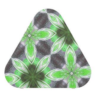Green Flower Pattern Speaker