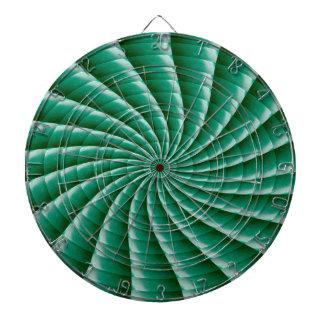 Green Flower Wheel Template Blanc Blanche add TEXT Dart Board