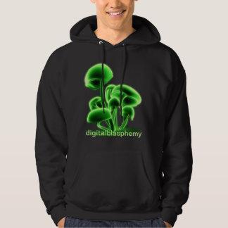 Green Fluorescence_T_L Hoodie