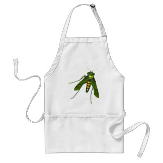 green fly aprons