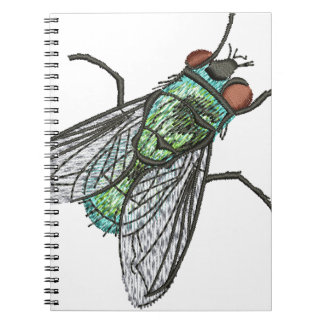 green fly notebook