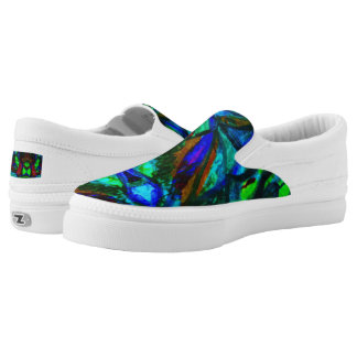 Green Fly Slip-On Shoes