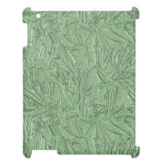 Green Foil Design Case For The iPad 2 3 4